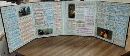 Lords and Lands: GM Screen front