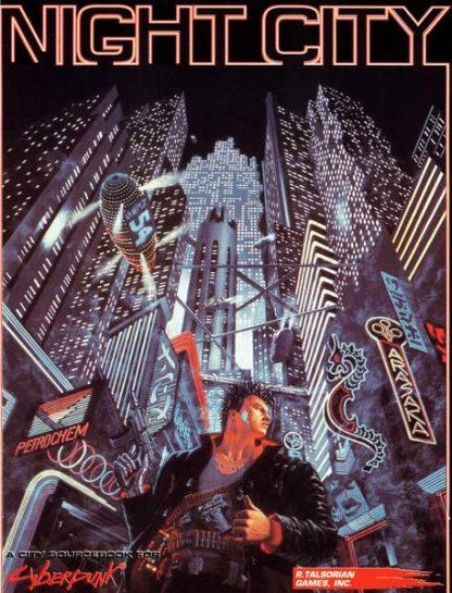 Night City | Cyberpunk