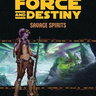 Savage Spirits | Seekers sourcebook