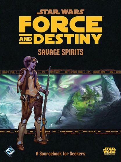 Savage Spirits | Seekers sourcebook