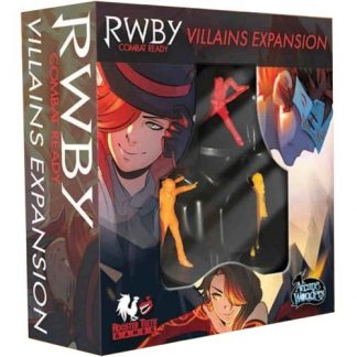 RWBY: Combat Ready Villains Expansion