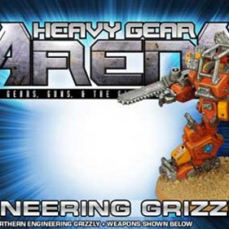 Engineering Grizzly