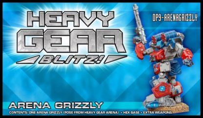 Arena Grizzly