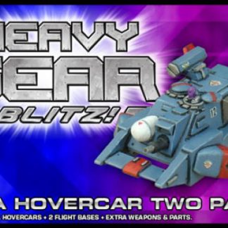 HC-3A Hovercar Two Pack