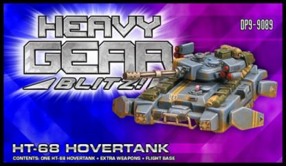 HT-68 Hovertank