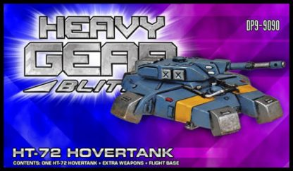 HT-72 Hovertank