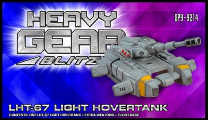 LHT-67 Light Hovertank