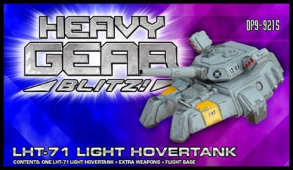 LHT-71 Light Hovertank