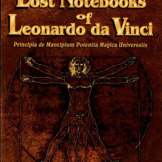 Lost Notebooks of Leonardo Da Vinci