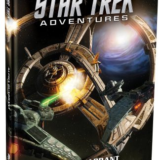 Alpha Quadrant Sourcebook | Star Trek Adventures
