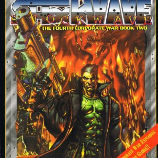 Firestorm: Shockwave | Cyberpunk 2020