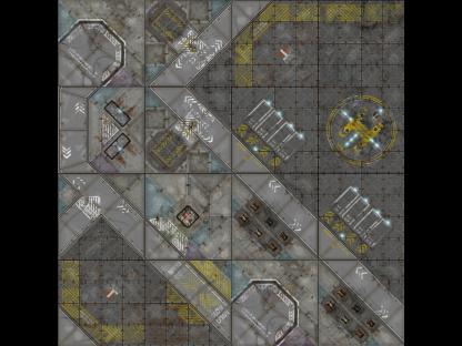 Terminus Segments Modular Mat – Industrial