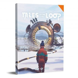 Out of Time Campaign Book | Tales from the Loop
