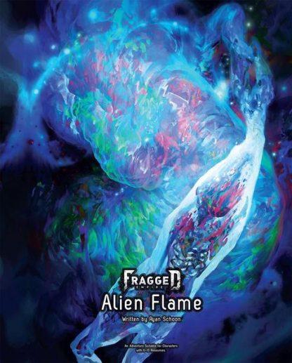 Alien Flame – Adventure #3