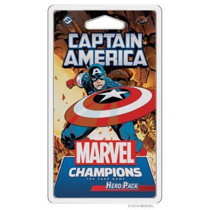 Captain America Hero Pack | Marvel Champions