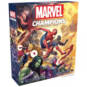 Marvel Champions | The Card Game