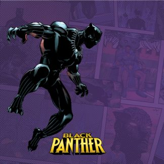 Black Panther Game Mat | Marvel Champions