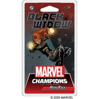 Black Widow Hero Pack | Marvel Champions