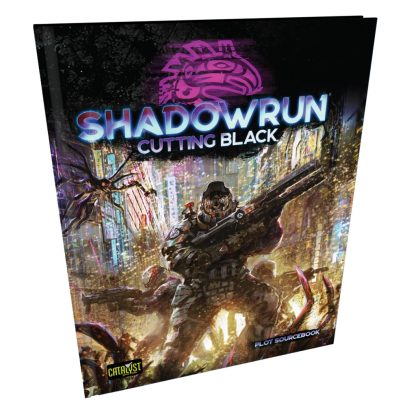 Cutting Black | Shadowrun Sixth World
