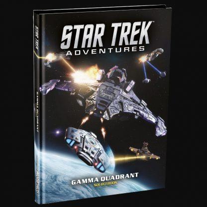 Gamma Quadrant Sourcebook | Star Trek Adventures