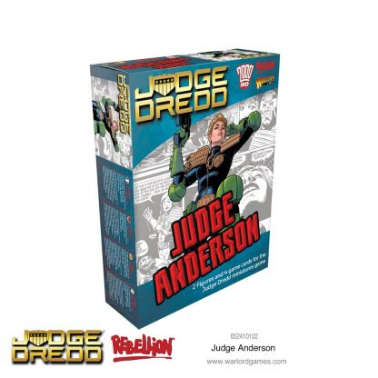 Judge Anderson Box