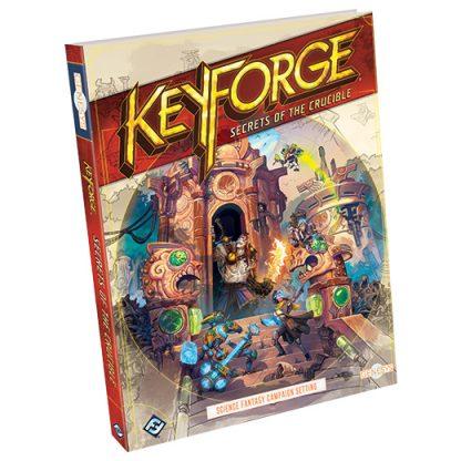 KeyForge: Secrets of the Crucible   Genesys RPG