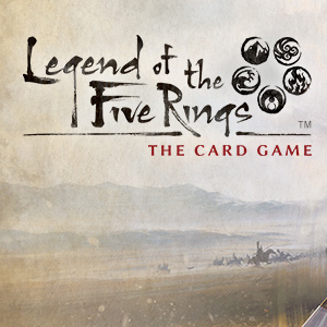 Legend of the Five Rings Card Game