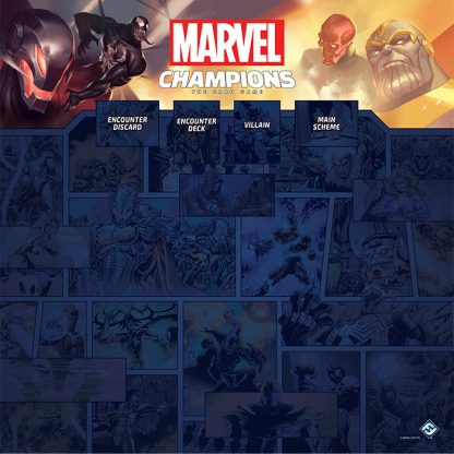 1-4 Player Game Mat | Marvel Champions