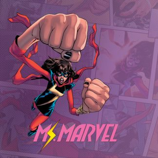 Ms. Marvel Game Mat | Marvel Champions