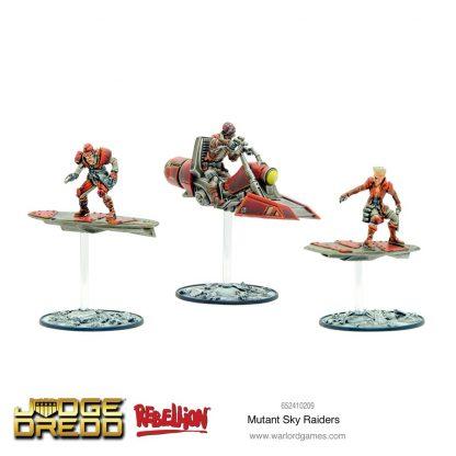 Mutant Sky Raiders