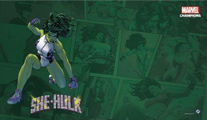 She-Hulk Game Mat | Marvel Champions