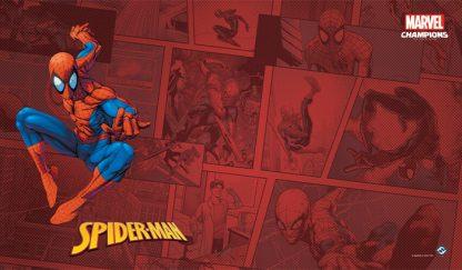 Spider-Man Game Mat   Marvel Champions