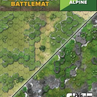 BattleTech Alpine / Grasslands Battlemat