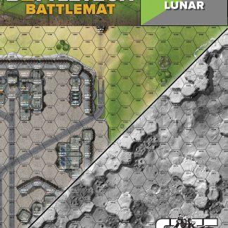 BattleTech Lunar / Grasslands Battlemat