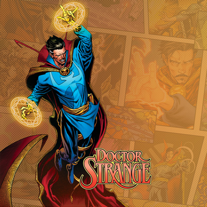 Doctor Strange Game Mat | Marvel Champions