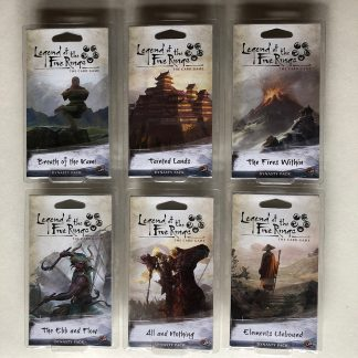 Elemental Cycle Dynasty Packs