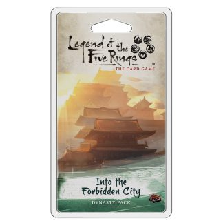 The Ebb and Flow Dynasty Pack FFGL5C12 Legend of the Five Rings LCG
