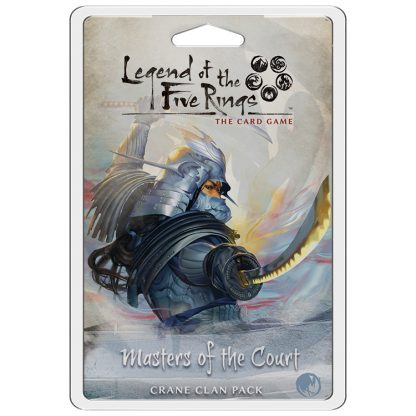 Masters of the Court Crane Clan Pack