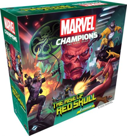 Rise of Red Skull Campaign Expansion