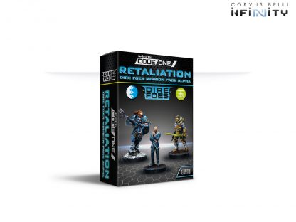 Dire Foes Mission Pack Alpha: Retaliation | Infinity CodeOne