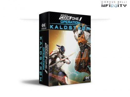 Operation Kaldstrom Box | Infinity CodeOne