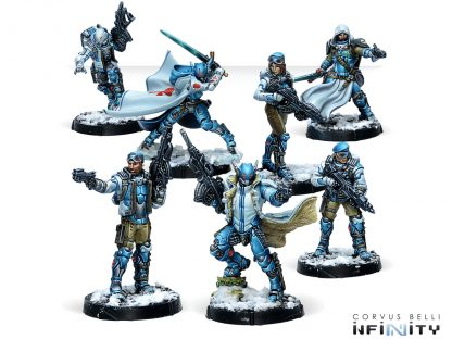 PanOceanian Army from Kaldstrom