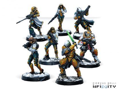 Yu Jing Army from Kaldstrom