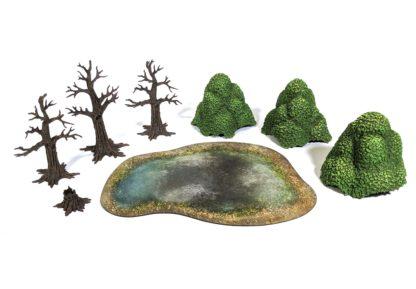 Verdant Forest contents