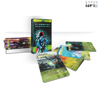 Classified Objectives Deck | Infinity