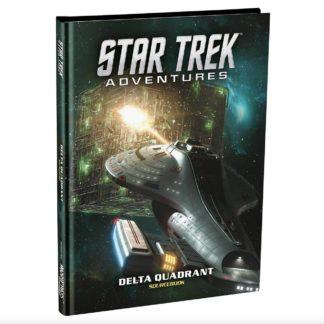 Delta Quadrant Sourcebook | Star Trek Adventures