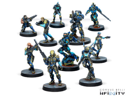 O-12 Action Pack | Infinity CodeOne