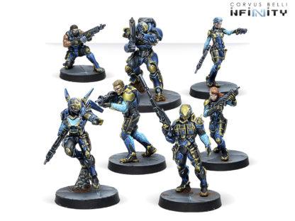 O-12 Starter Army | Infinity