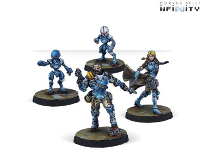 PanOceania Support Pack | Infinity CodeOne