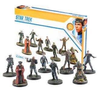 Iconic Villains Miniatures | Star Trek Adventures